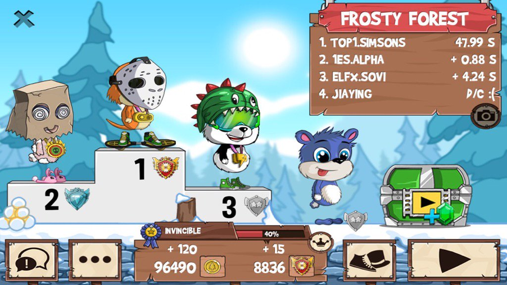 Want to catch an L? #funrun2 #Alpha #Sovi #jiaying<br>http://pic.twitter.com/YVAmVgxxVE