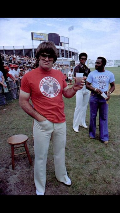 Happy 76th birthday to Pete Rose!