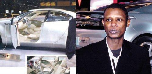 Pres Buhari Oints Chevrolet Volt Designer Jelani Aliyu To Head Nigeria S Automotive Council