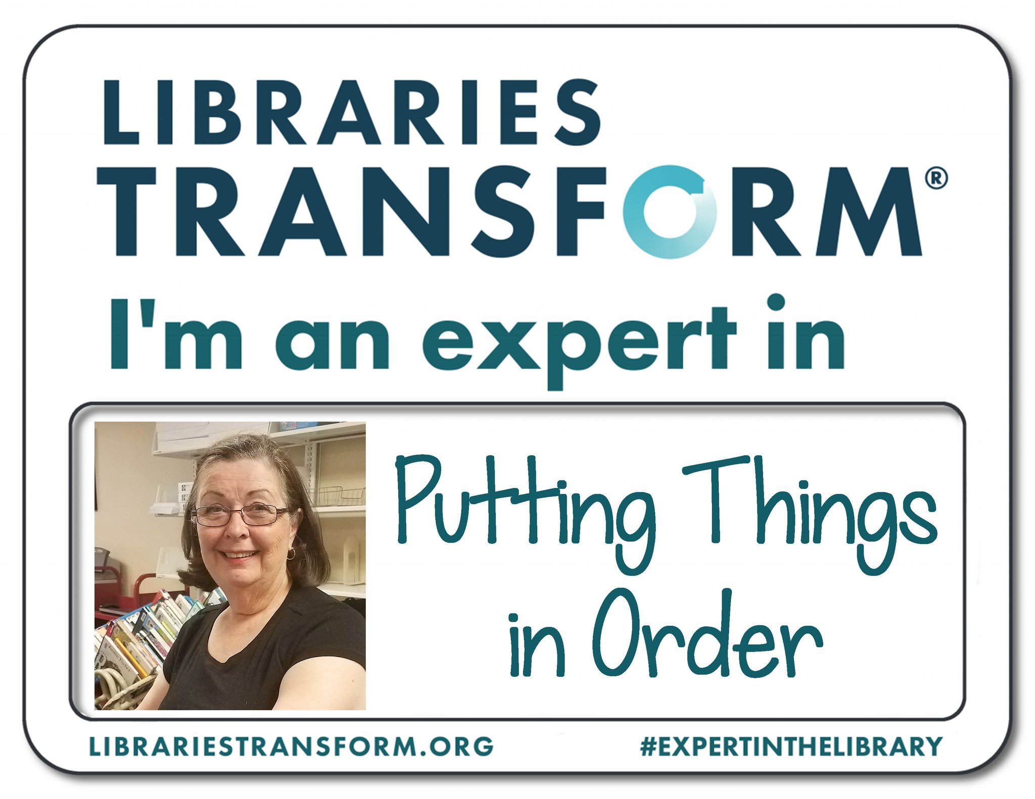 Celebrate #NationalLibraryWeek with us! Meet Kate, an #ExpertInTheLibrary at KPL. https://t.co/Twj3Pmu0oH