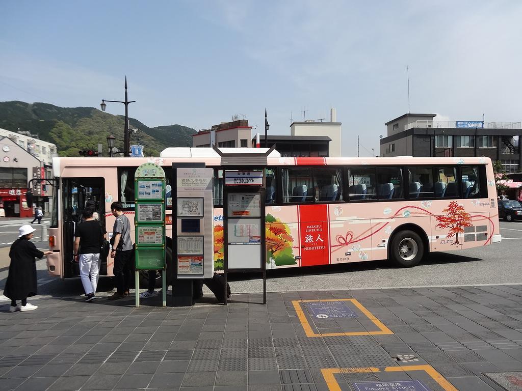 バス 太宰府 福岡 天満宮 から 空港