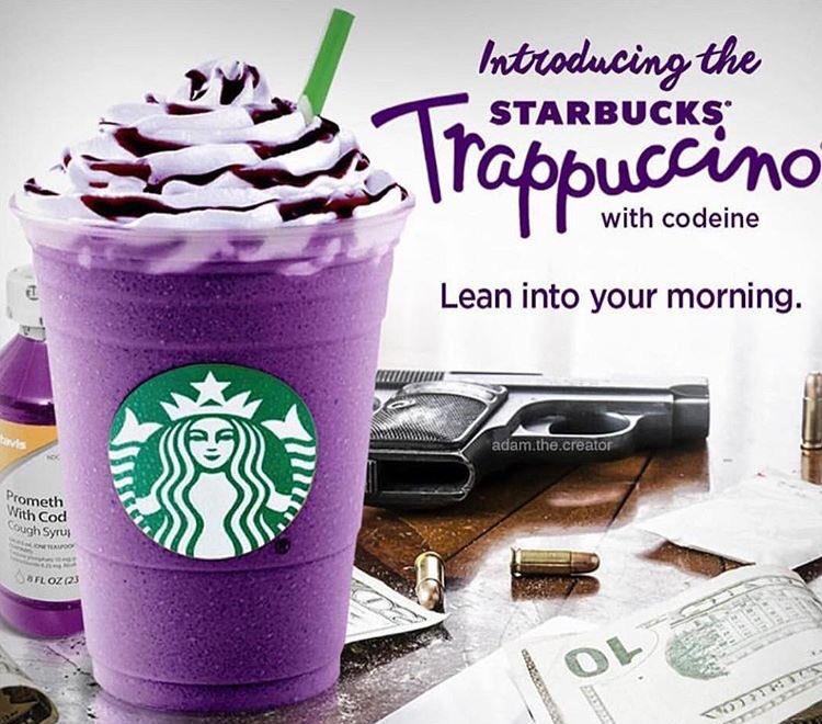 Damn Starbucks is wild ... let me get a TRENTA  porfavor https://t.co/95bbdfdy05