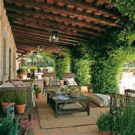 Sir alibiqam on twitter - Decorer sa terrasse exterieure ...