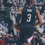 This guy though. Unreal tonight. @CP3