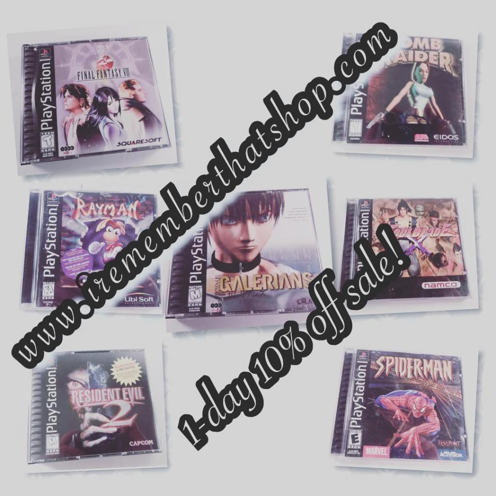 http://www. irememberthatshop.com  &nbsp;   1-day 10% off sale!  #retrogaming #gamer #nintendo#ne…  http://www. retrotech.info/sega/32x/www-i rememberthatshop-com1-day-10-off-saleretrogaming-gamer-nintendo-ne/ &nbsp; … <br>http://pic.twitter.com/mK5gVPMHpG