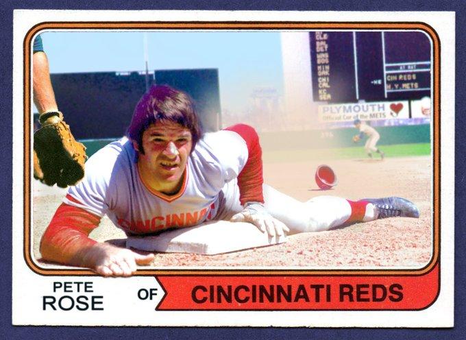 Happy Birthday Pete Rose!