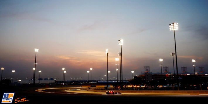 #Bahrain #Grand #Prix, #Vettel sets pace in second Bahrain GP practice as F1<br>http://pic.twitter.com/xrBtgaTtaa