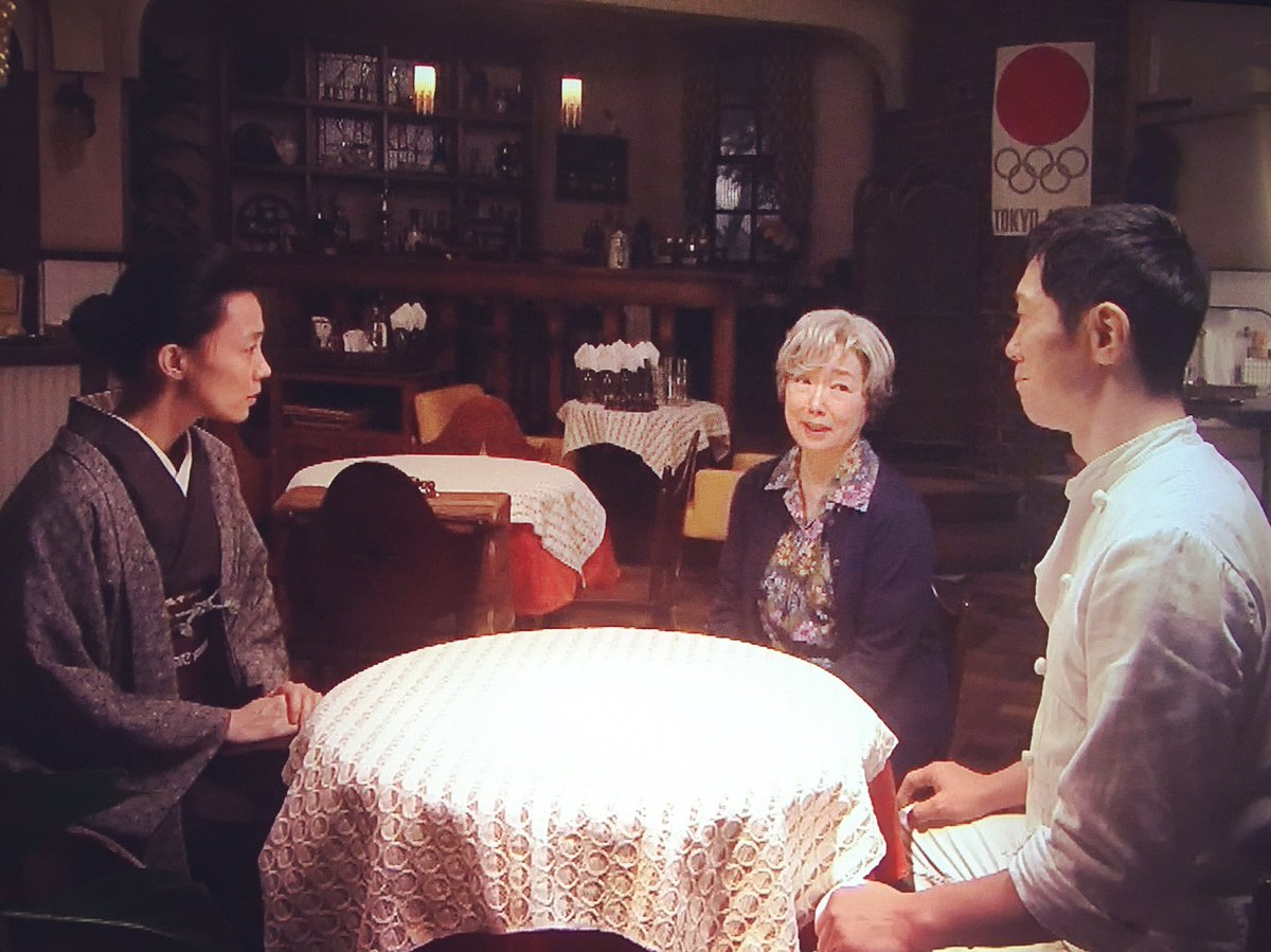 Love &quot;Hiyokko&quot; !!! Characters in this drama have so gentle hearts that I&#39;m moved to tears. #ひよっこ #nhk <br>http://pic.twitter.com/UbMPiNwqke