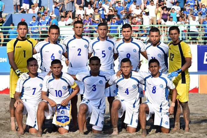 Copa Pilsener 2017: El Salvador 3 Panama 2. C9ahwljU0AAStEy