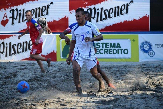 Copa Pilsener 2017: El Salvador 3 Panama 2. C9ahwmAV0AAmTZB