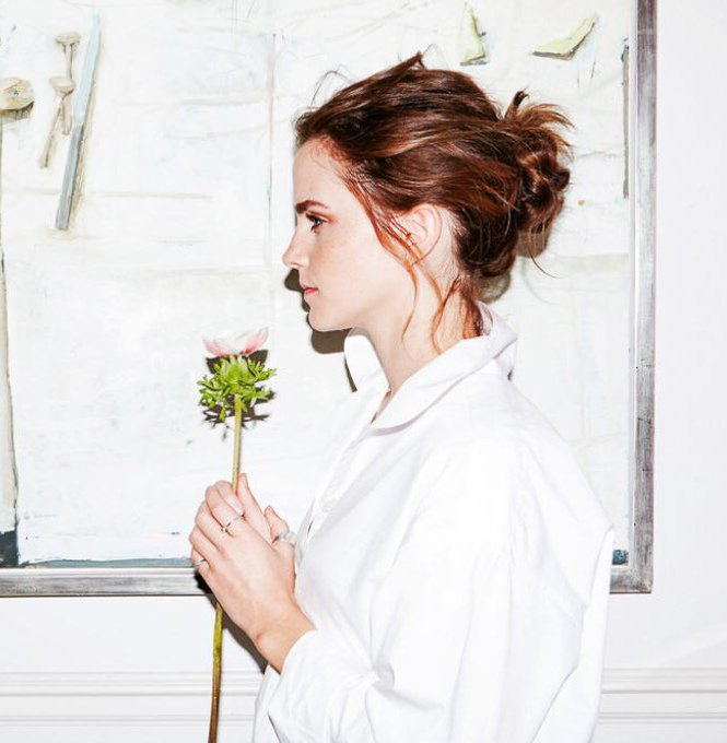 Happy Birthday to Emma Watson! Thank you for being our queen, our role model, our inspiartion, our Belle!
