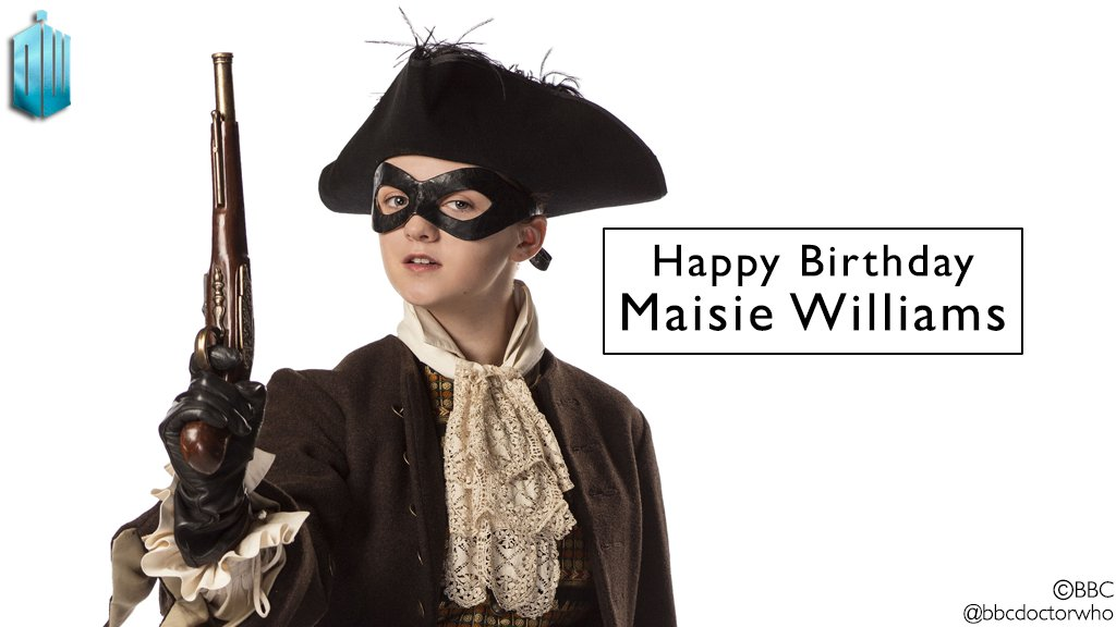Happy birthday Ashildr aka the Knightmare aka Lady Me aka Mayor Me aka