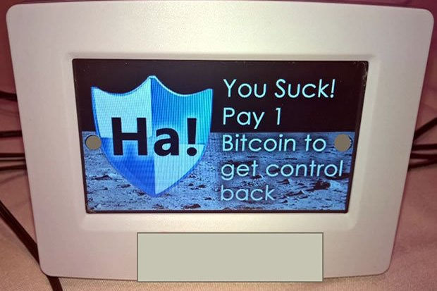 Hackers demonstrated first ransomware for IoT thermostats at DEF CON