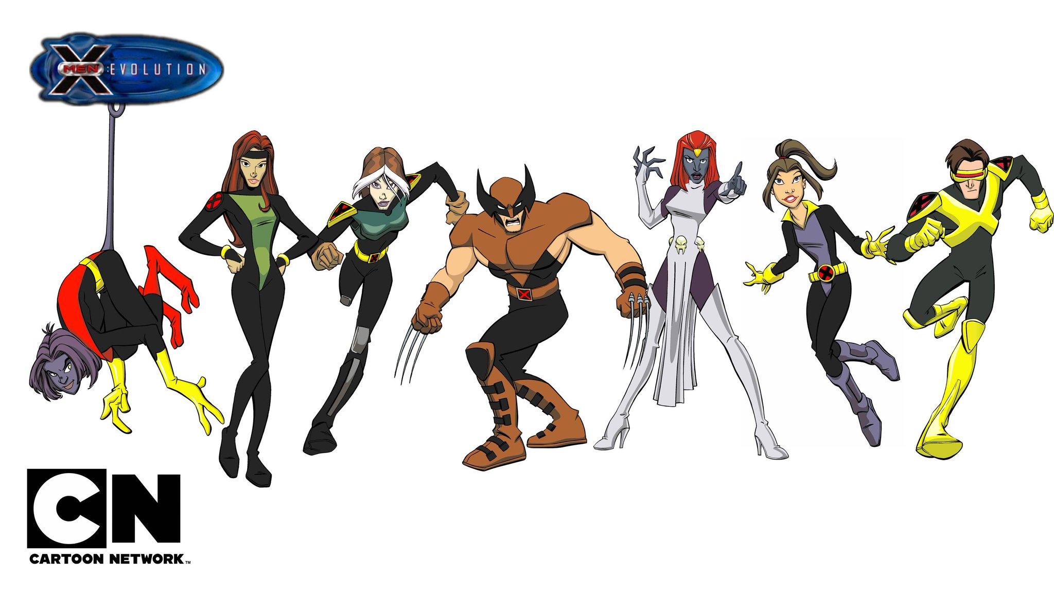 La Covacha On Twitter Martesmutante X Men Evolution