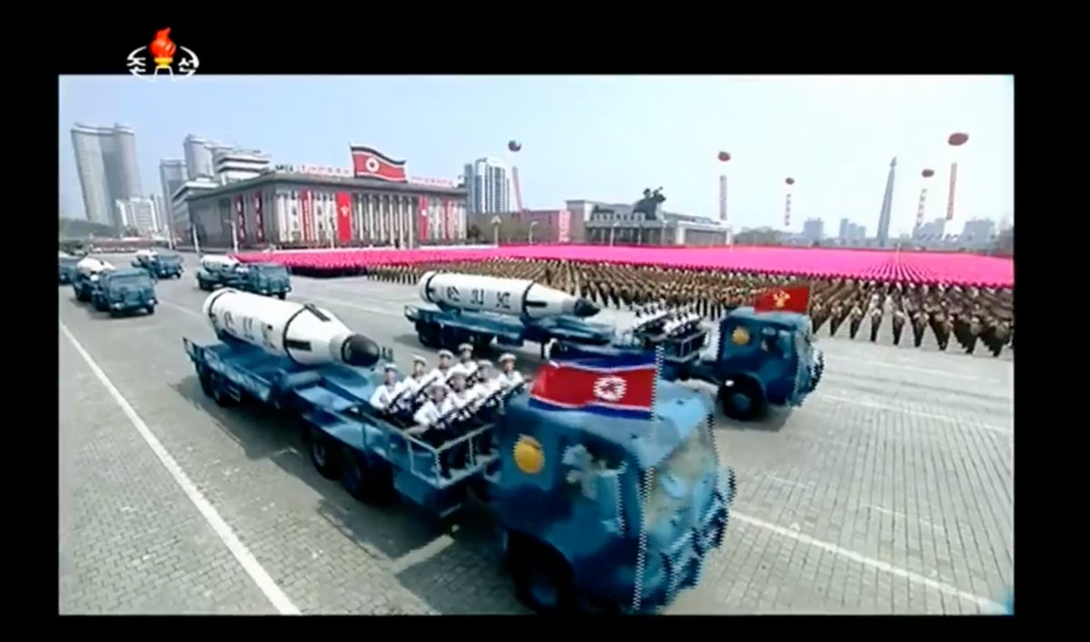 DPR Korea Space and Missiles - Page 4 C9bGXdyVYAA7JTX