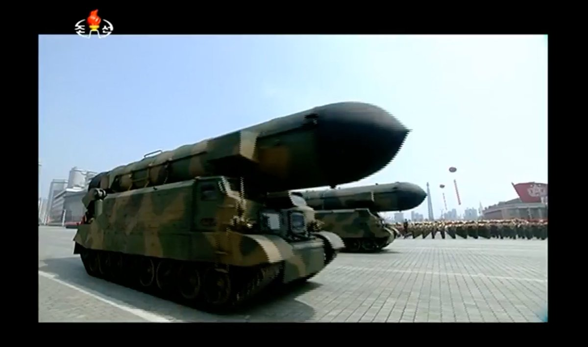 DPR Korea Space and Missiles - Page 4 C9bHlzZV0AA7gRv