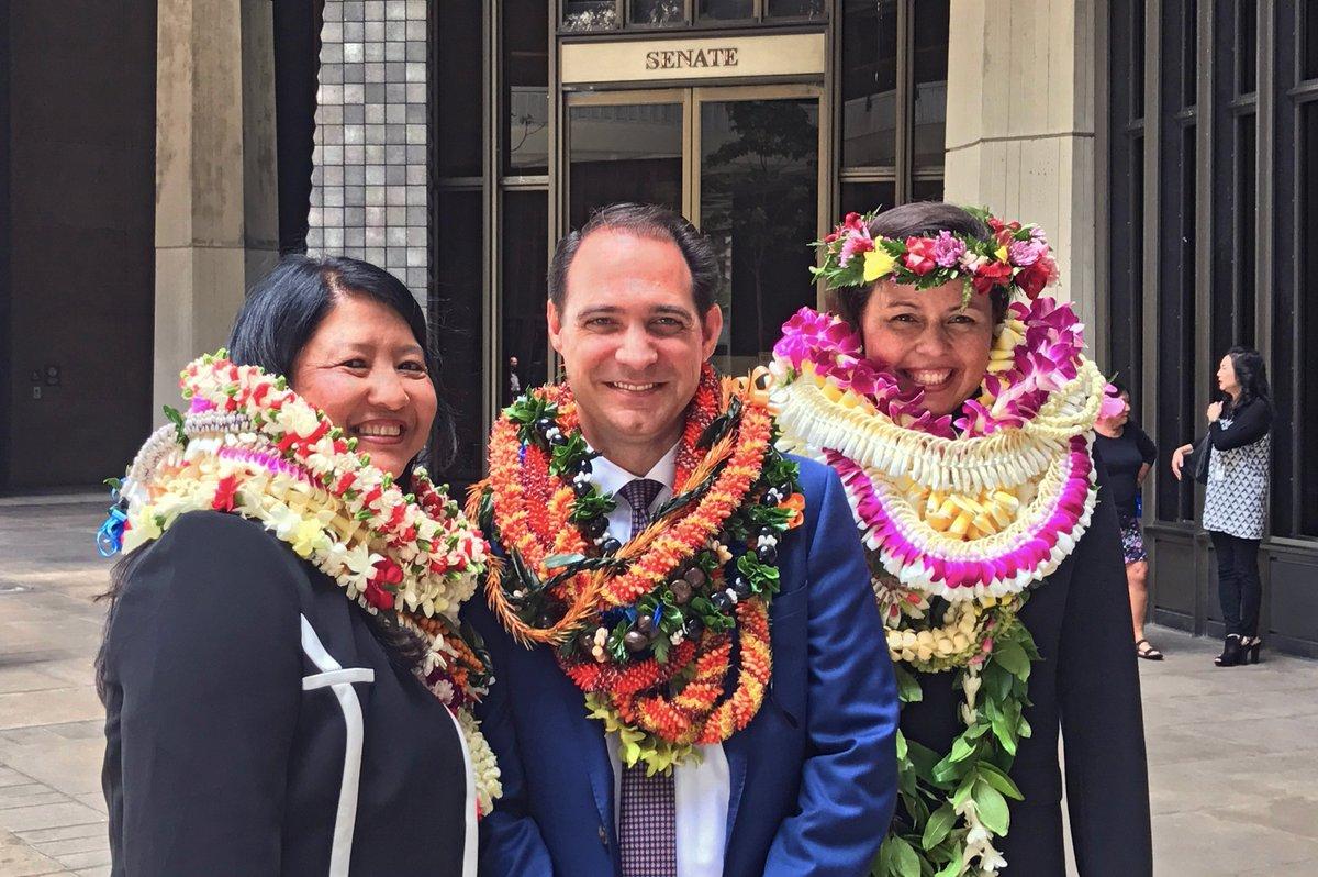 hawaii judiciary hawaiicourts twitter darolyn lendio heim brian costa trish morikawa confirmed by hawaii senate to new judicial appointments 04 13 17