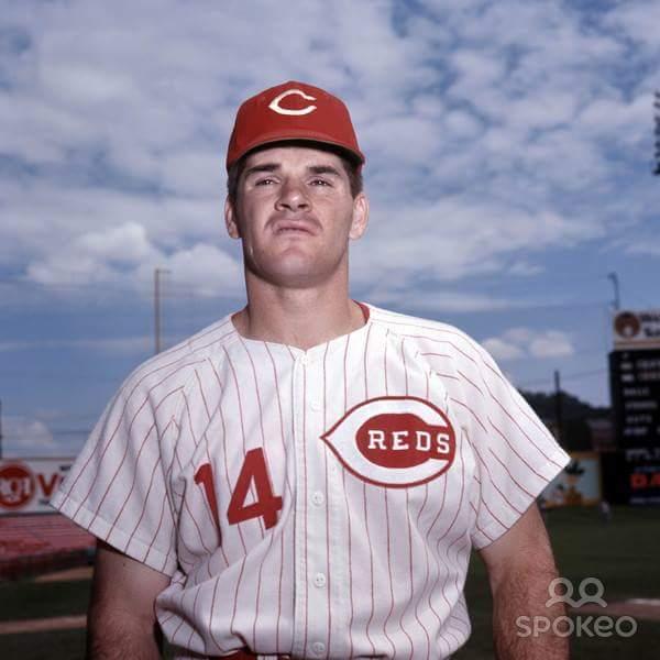 Happy birthday Pete Rose !