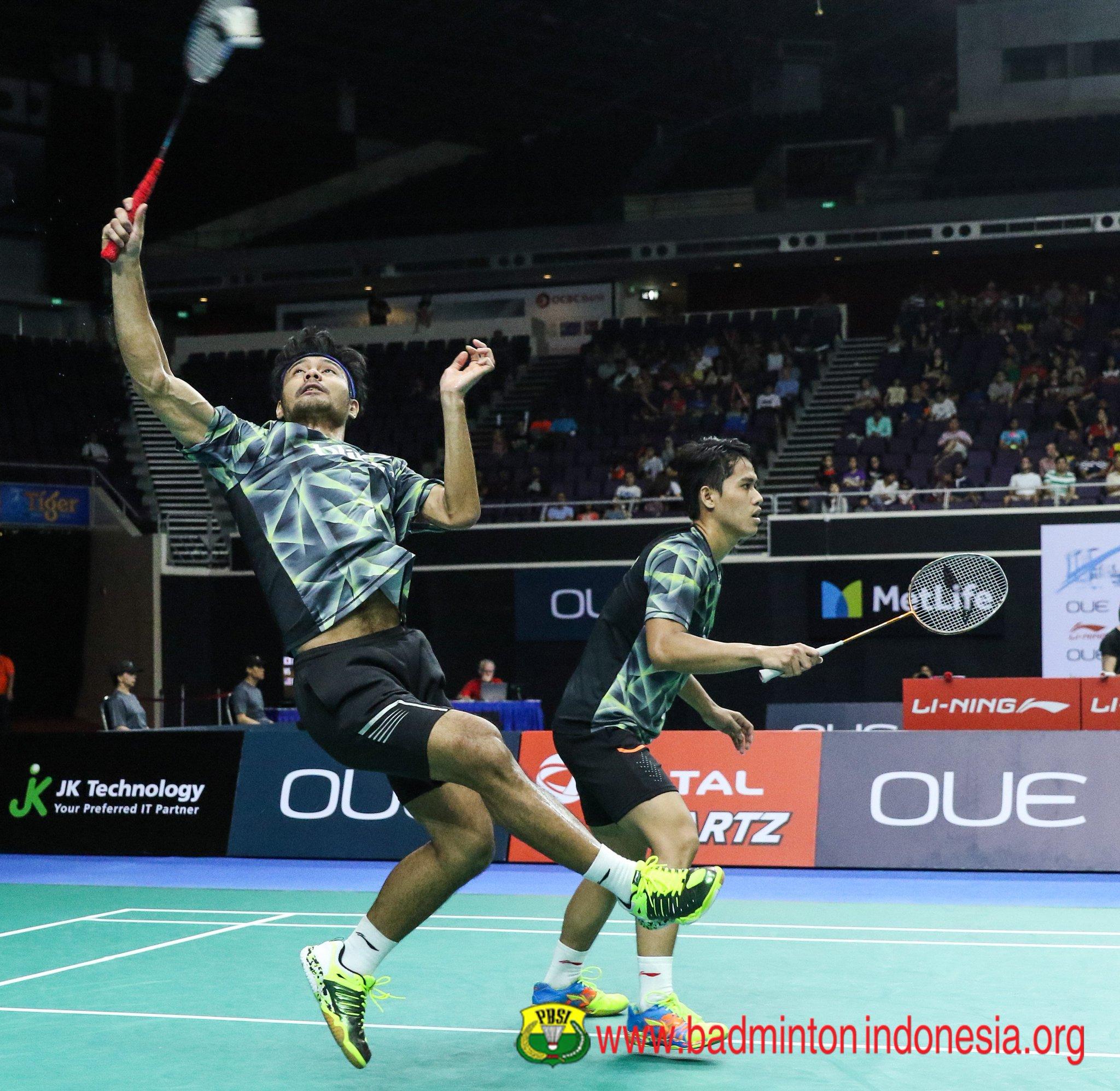"""BADMINTON INDONESIA on Twitter """"Berry Angriawan Hardianto"""