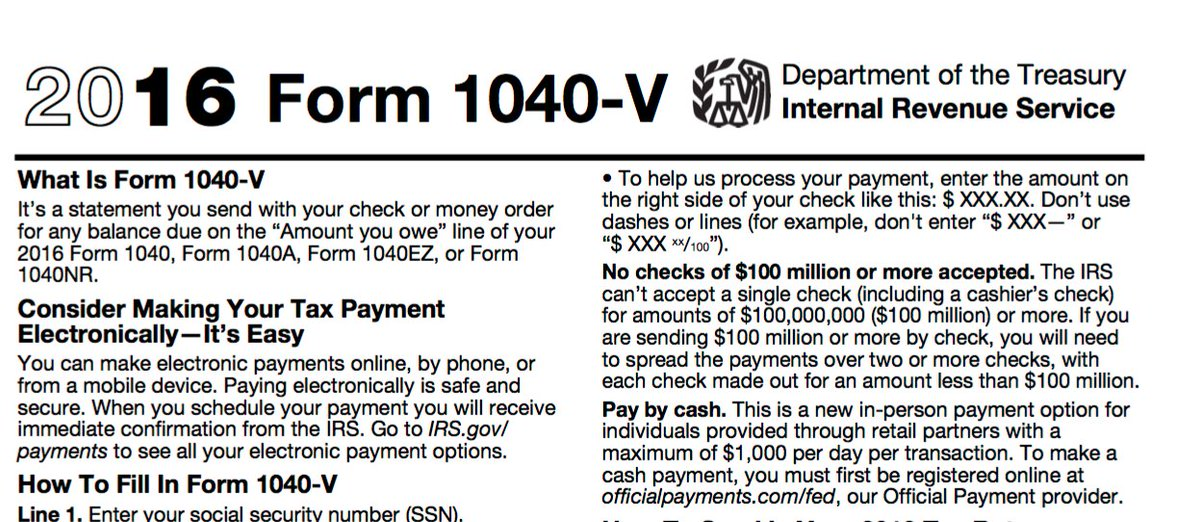 Peter Elliman On Twitter Taxhumor Page 1 Of 1040 V Form Reminds