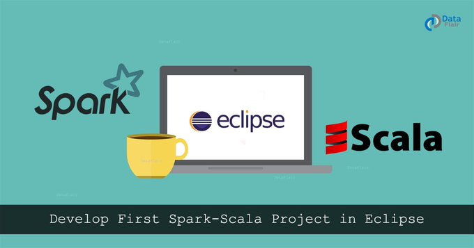 Create First Spark Project in Scala in Eclipse without Maven