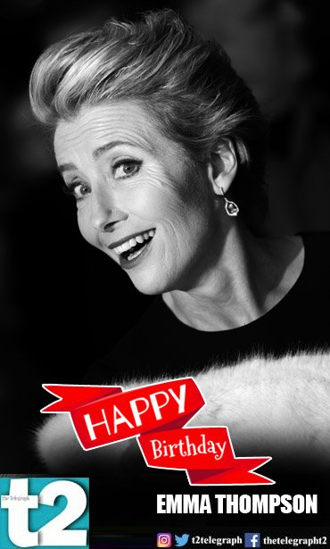 Happy birthday Emma Thompson! or what\s on your Emma watch-list today?