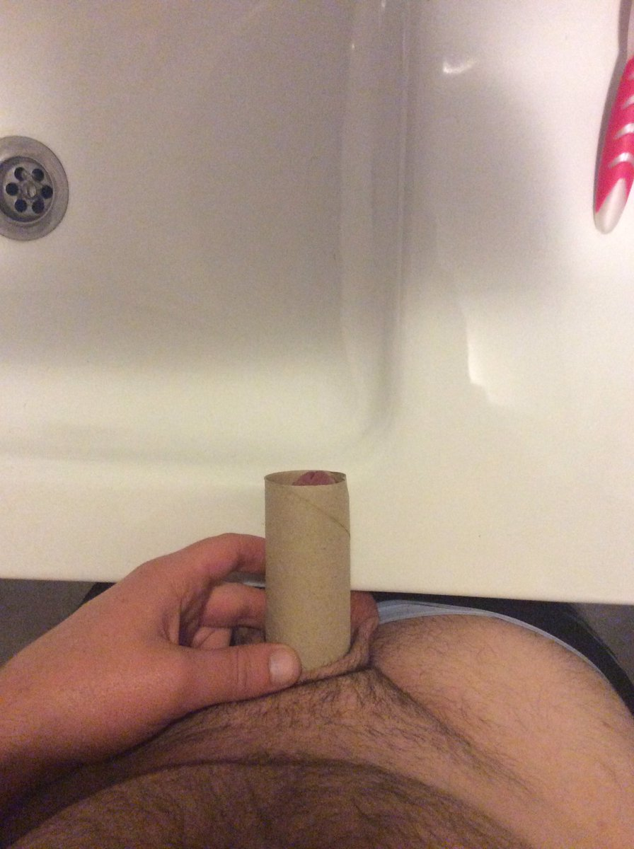 Mistress On Twitter See How To Do The Toilet Paper Roll Test