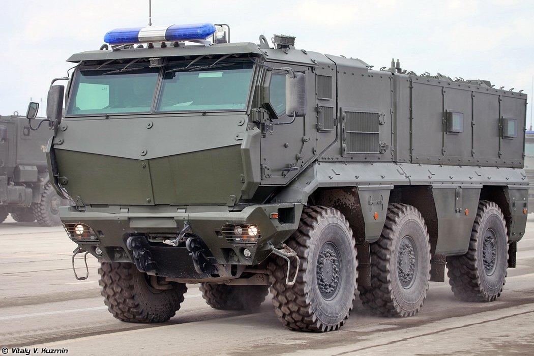 Не имеющее анаЛохов в мире новое оружие путинского режима готовится к параду победобесия