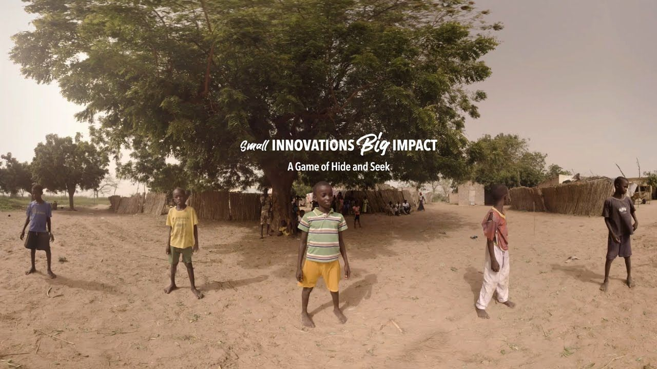 Bill Gates launches VR game that introduces life-saving innovations in Africa https://t.co/hrTOQI4Ojf https://t.co/vLYVq8QADb