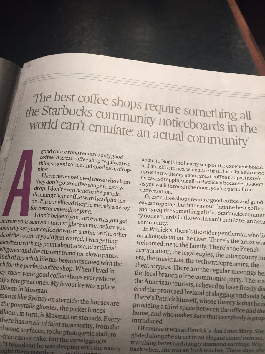 Well said joconnell@irishtimes.com #independentcoffeehouse #jacques #Easter <br>http://pic.twitter.com/K9QnZfk2yi