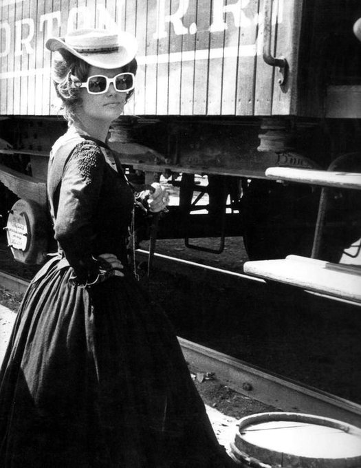 Happy Birthday Claudia Cardinale.