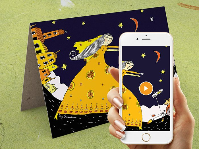 Print and Augmented Reality, a Match Made in Heaven