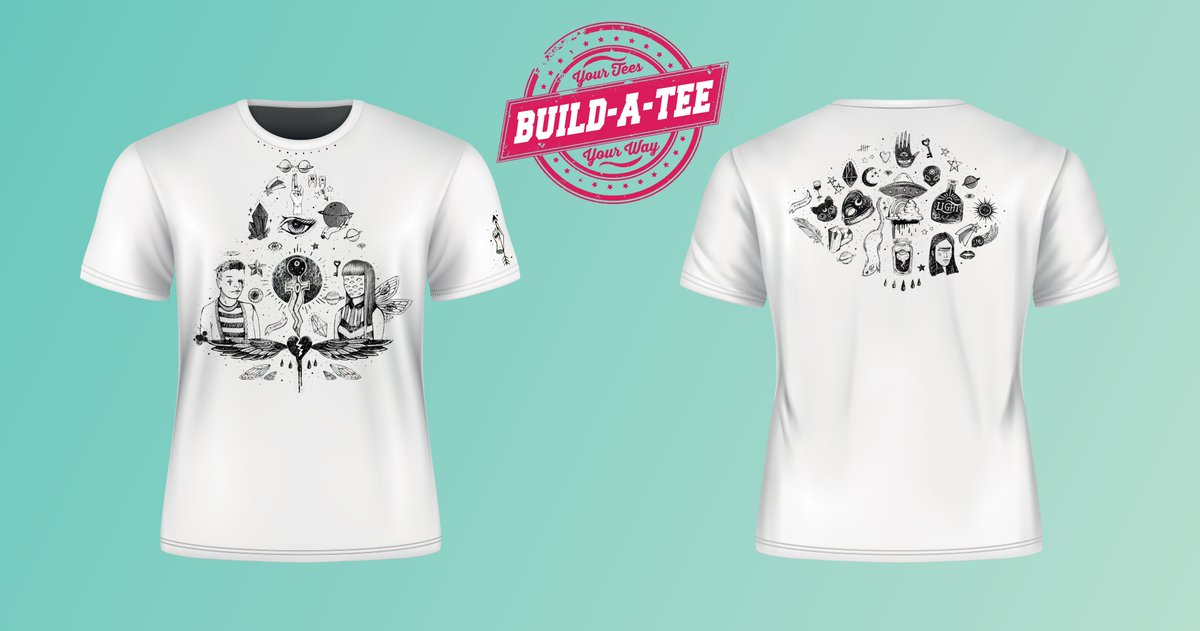 Submitted my entry 2 the Build-a-Tee competition :) If you like it, please follow the link, like &share #buildatee https://t.co/zsik36p7eN