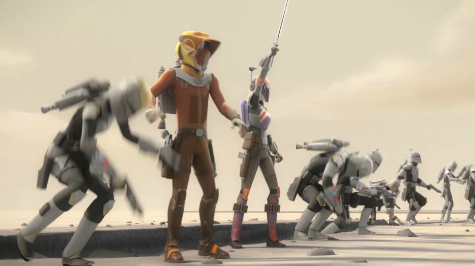 Here's the trailer for #StarWarsRebels' final season: https://t.co/oRE...