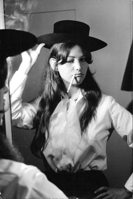Happy birthday, Claudia Cardinale
