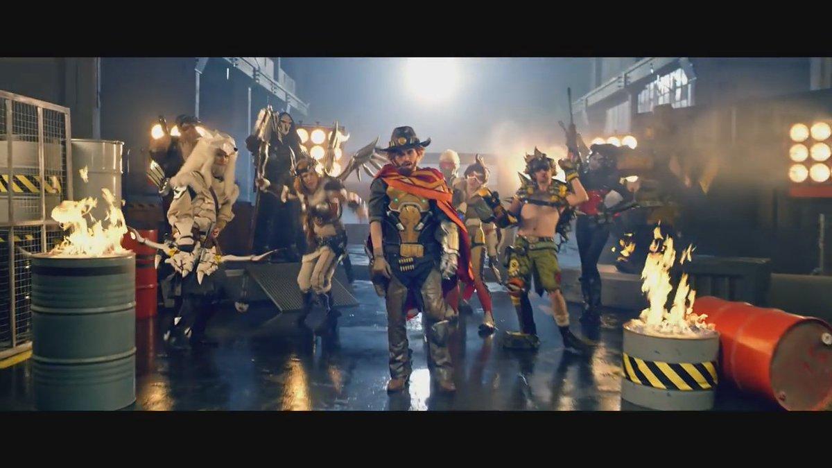 6 millions de vues en une semaine pour Overwatch Rap Battle : je suis joie. MERCI P#TAIN ! 👍https://t.co/XcEhdthN0g