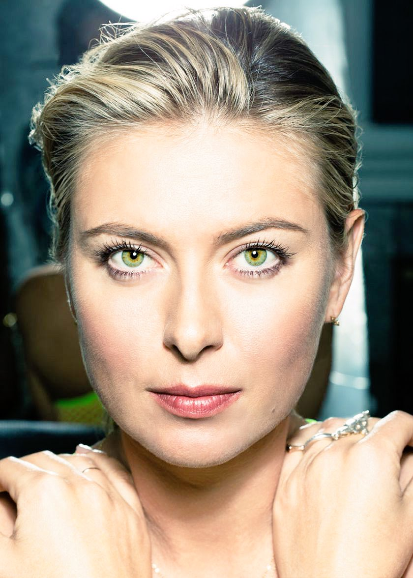 @MariaSharapova how pretty of you! #greeneyes #LeParisien #prettypova <br>http://pic.twitter.com/aIuv4AgCQa