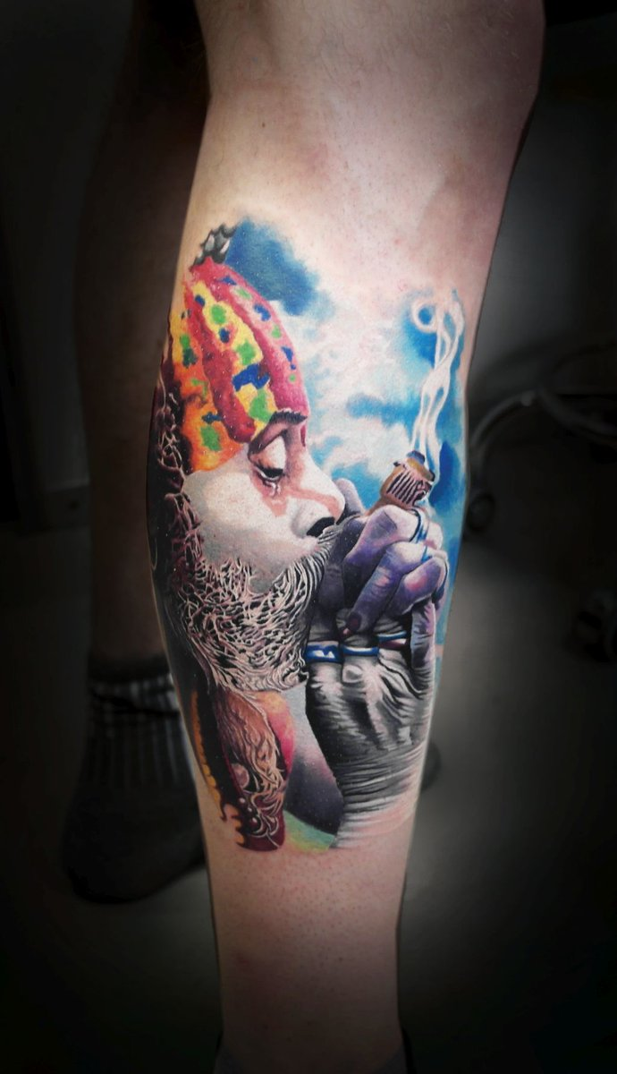 "TattooMánia.Hu on Twitter: ""Heaven of Colors Tattoo Studio ... - Tattoo Studio Chemnitz"