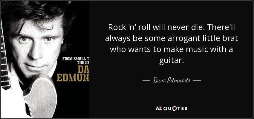 Happy birthday Dave Edmunds