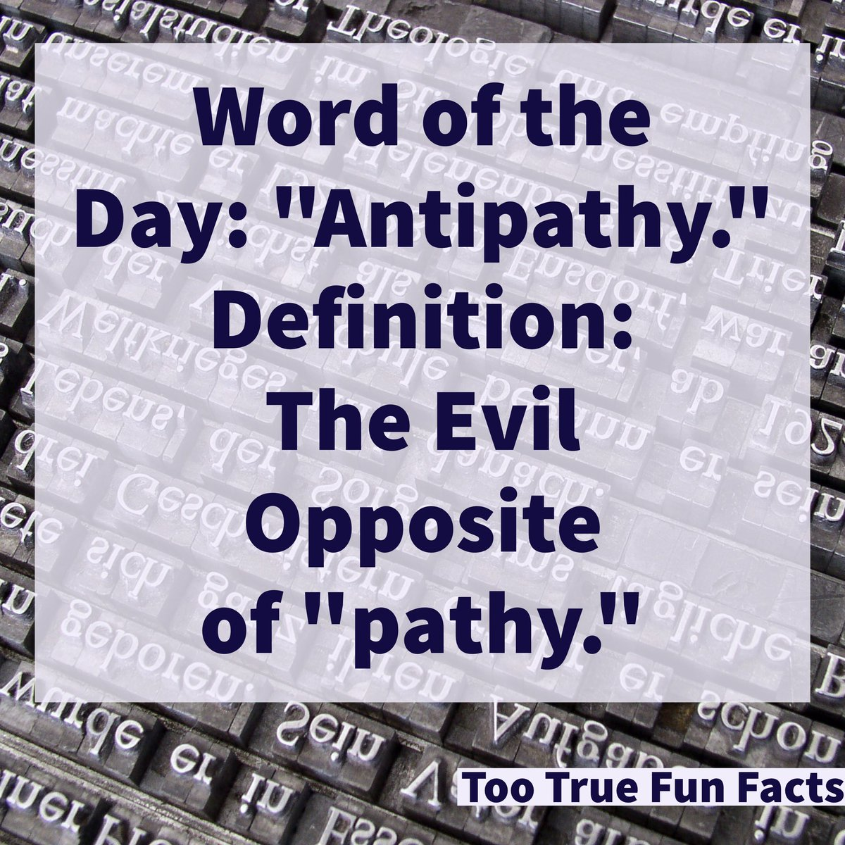 Too True Fun Facts On Twitter Wordoftheday For April 15 Word