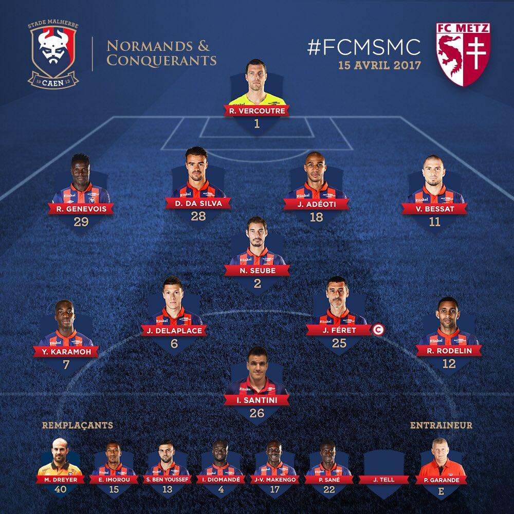 [33e journée de L1] FC Metz 2-2 SM Caen C9eAEweXsAQ8Rb5