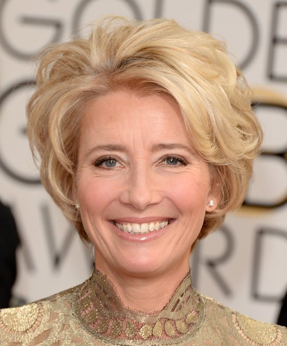 Happy birthday Emma Thompson. You\re incredible, I love you so much