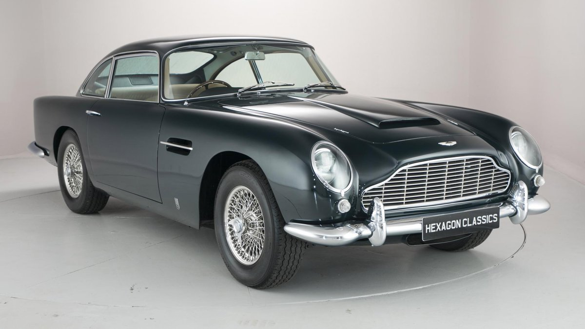 aston martin db5: latest news, breaking headlines and top stories