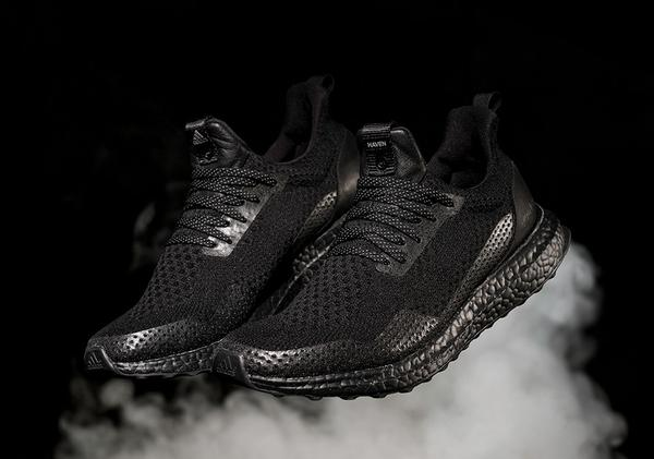 c17eea6f59fde Prices not coming down much https   thesolesupplier.co.uk release-dates  adidas haven-x-adidas-ultra-boost-uncaged-triple-black  …pic.twitter .com W3unNpKmU4