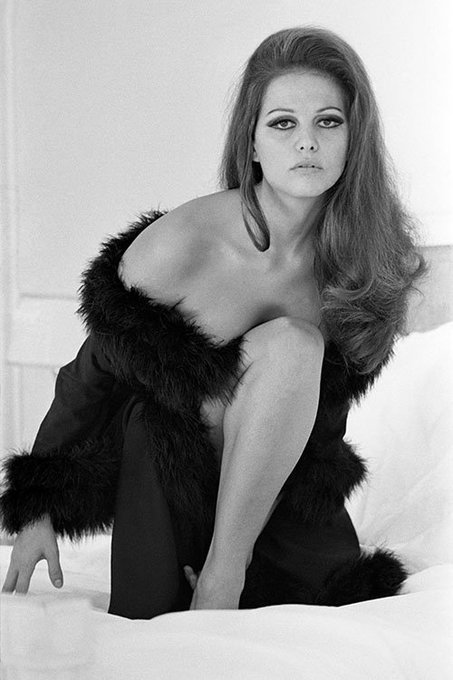 Happy Birthday Claudia Cardinale, heres one from the mid 60\s.