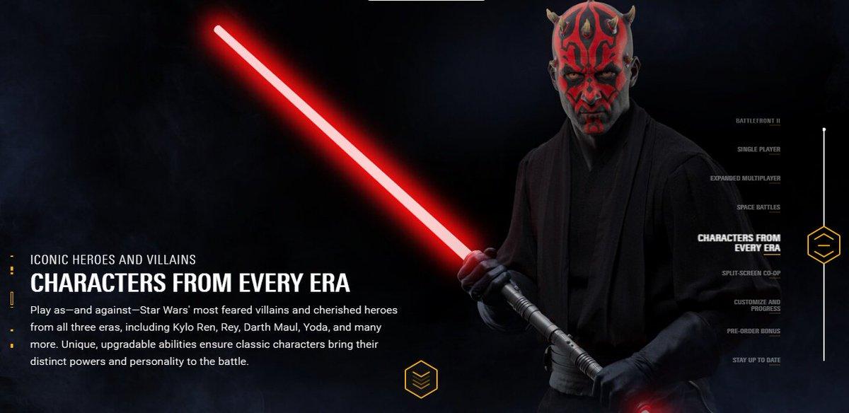 Star Wars: Battlefront 2 C9eV1xgVYAEeKET