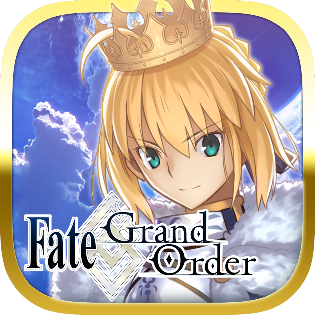 JST ANNCD: Popular mobile game, FATE/GRAND ORDER