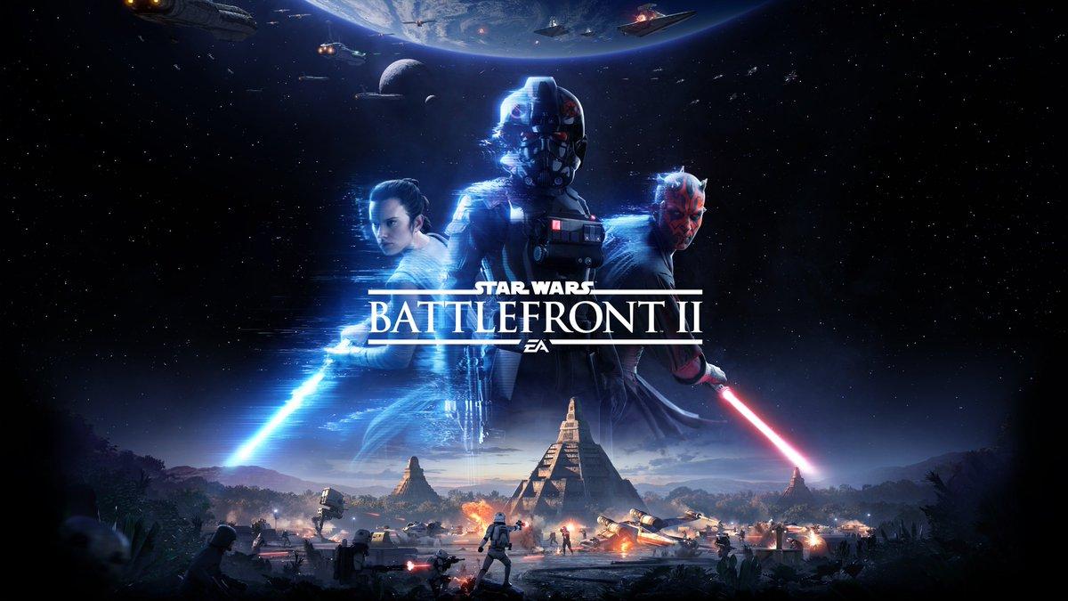 Star Wars: Battlefront 2 C9efuJeUQAAgqjI