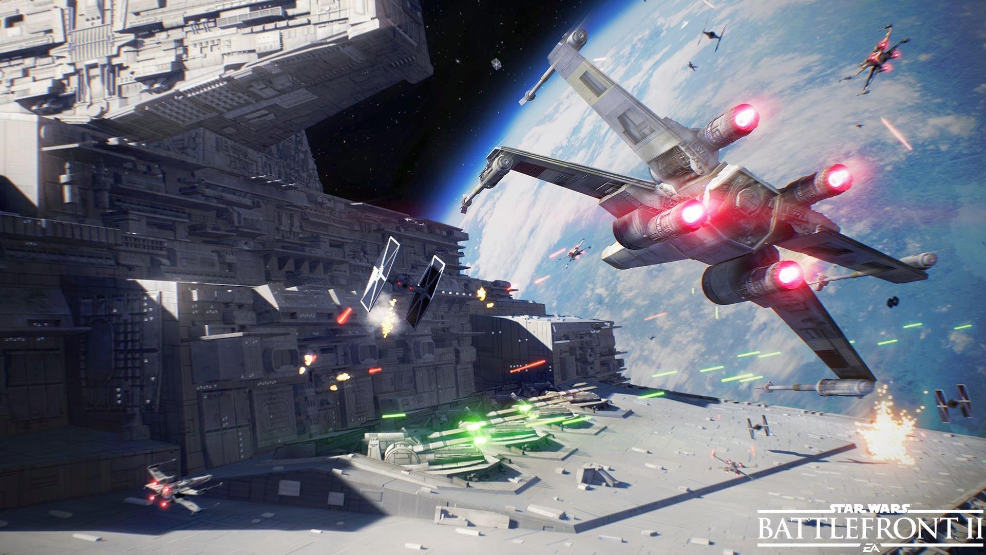 Star Wars Battlefront II Trailer