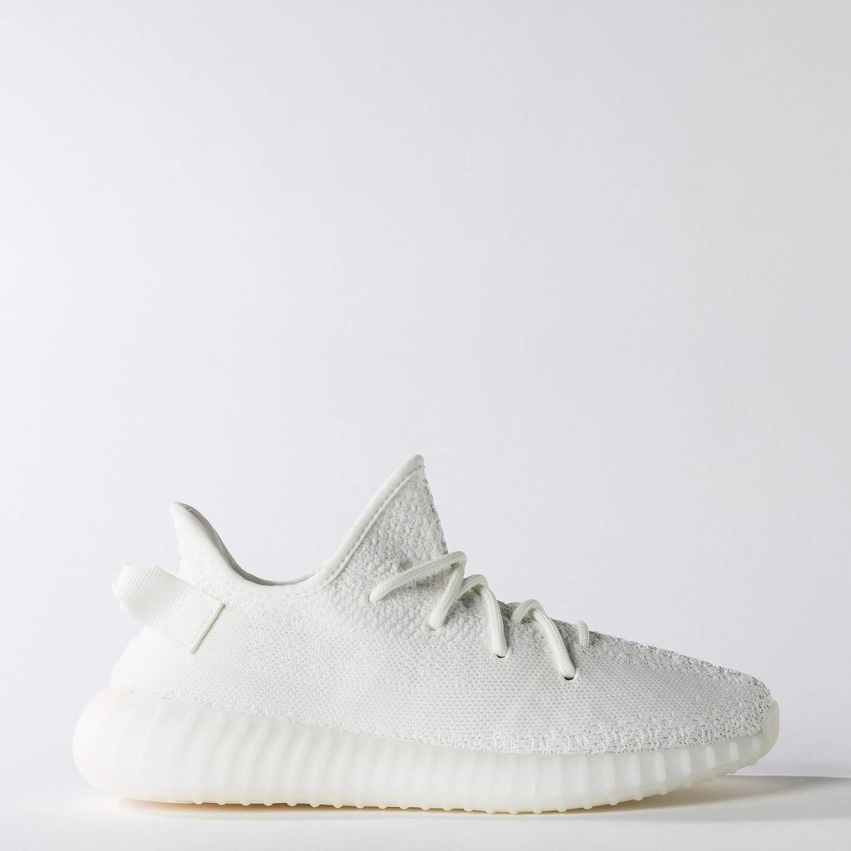 f1a979f809c The Cream White Yeezy Boost 350 V2 is rumored to release two weeks from  today on Saturday